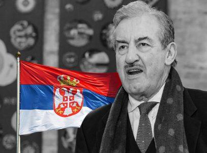 Poslednja Bojsijeva objava na internetu RASPLAKAĆE sve koji vide: Evo koliko je voleo Srbiju (FOTO)