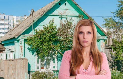 Ana posmatrala KOMŠINICU kako DOJI dete, a onda je u dvorište upao njen suprug - usledio je obrt