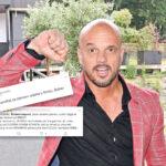 SRAMOTA! Boban Rajović veličao USTAŠE: Pokrenuta peticija protiv crnogorskog pevača zbog ovog čina (FOTO)