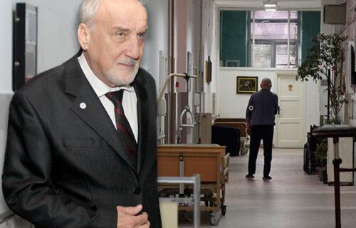 """Vukčević u bolnici tražio ZAŠTITU od cimera: """"Govorili su mu da ga je Bog kaznio jer je PRODAO Srbe"""""""