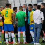 Bilo je krajnje vreme: Oglasila se organizacija koja je prekinula meč Brazila i Argentine