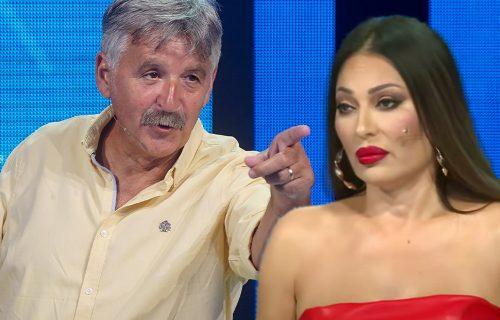 """DRAMA u """"Zvezdama Granda"""" se ne stišava: Bosanac javno odgovorio Ceci nakon što mu je SPOMENULA ćerku"""