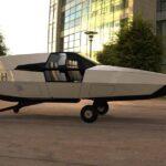 """Ovaj """"leteći automobil"""" NEMA krila: Poleće sa solitera bez problema, kao u filmovima (VIDEO)"""