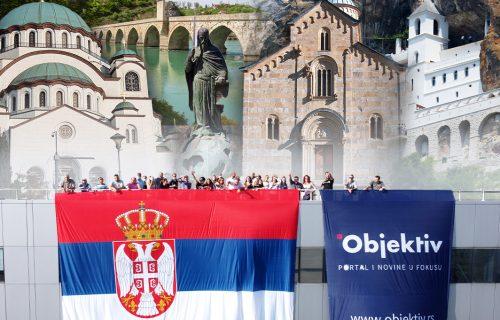 Srpski svet pod srpskom zastavom! Pogledajte spot Objektiva od kog će svakom Srbinu zaigrati srce (VIDEO)