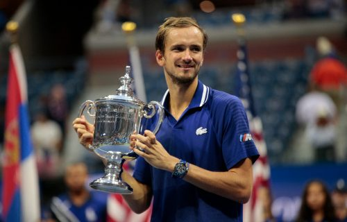Federerov čovek umešao prste u finale US opena i pobedu Medvedeva: Bivši svetski broj jedan otkrio sve!
