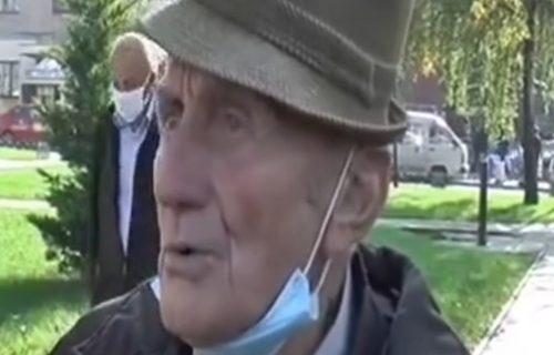 """Deka pobesneo na novinarku zbog PITANJA: """"Kako da ne slavim slavu, ali neću u krugu porodice"""" (VIDEO)"""