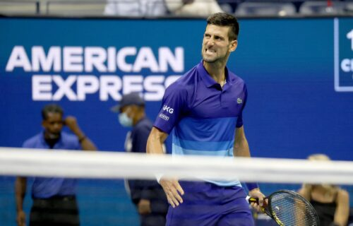 Đoković otvorio dušu posle plasmana u polufinale US opena: To me previše psihički opterećuje!