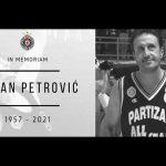Tuga: Umro legendarni košarkaš i jedan od najboljih strelaca u istoriji Partizana