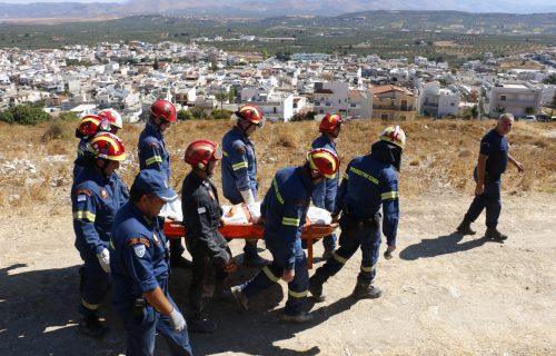 SNAŽAN zemljotres na Kritu: Nakon nemirne noći žitelje probudio POTRES iznad pet stepeni Rihterove skale