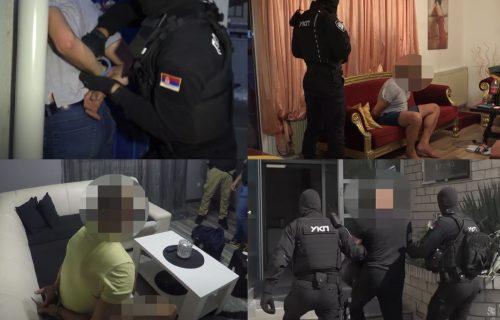 Uhapšeni u donjem VEŠU: Pala banda u Zaječaru, osumnjičeni da su krijumčarili LJUDE (VIDEO)