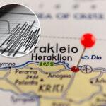 Potres u Grčkoj: Jak ZEMLJOTRES ponovo pogodio Krit
