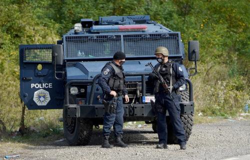 Sedmi dan PROTESTA Srba na Jarinju i Brnjaku: Situacija je NAPETA