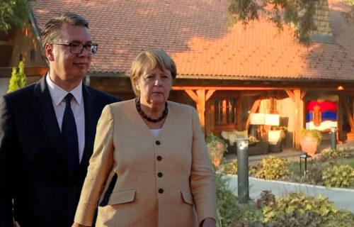 OTKRIVENO šta će jesti Vučić i Merkelova: SARMICE sa zeljem ostavile poseban utisak prošlog puta (VIDEO)