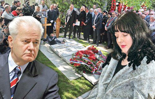 Još jedna ŠOK ODLUKA Marije: Evo šta će da uradi sa posmrtnim ostacima Slobodana Miloševića (FOTO)