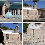 POTRESNI prizori na Kritu: Čovek POGINUO u Crkvi Svetog Ilije, kupola se srušila na njega (VIDEO)