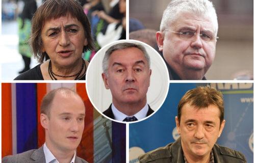 PRODALI SRBIJU zbog Mila: Opozicija i nevladine organizacije stale uz huligane crnogorskog predsednika