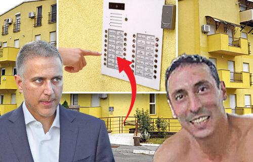 Ima neka TAJNA VEZA: Stefanović i Belivukov koljač prve komšije u zgradi, ništa nije slučajno (FOTO)