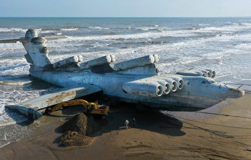 Pentagon oživljava MORSKO ČUDOVIŠTE: Ova sovjetska mašina nekada je uterivala strah (VIDEO)