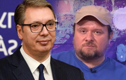 Vučić odgovorio na PSOVKE Vidojkovića: Nije reč samo o mojoj majci, niko u Srbiji nije dužan ovo da trpi