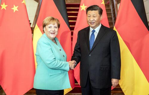 JAČAJU veze Nemačke i Kine: Angela Merkel razgovarala sa predsednikom Si Đinpingom