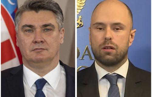 """""""Tamo NEMA vlasti"""": Milanović ponizio Crnu Goru - da li će Radulović imati HRABROSTI da mu odgovori?"""
