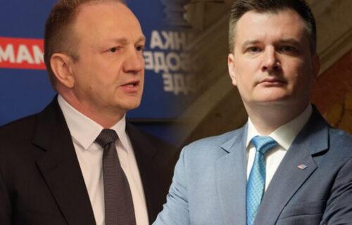 Jovanov: Svesni da ih narod neće, Đilas i Marinika bi nasiljem da otimaju vlast