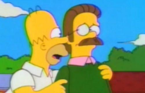 """Da li je i ovo SLUČAJNOST? Čuveni lik iz """"Simpsonovih"""" dobio svoj MOST u gradu (VIDEO)"""