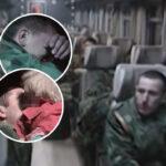 Prizor naših vojnika iz voza 1999. godine nateraće vas na PLAČ: Grle decu i hrabro zadržavaju suze (FOTO)