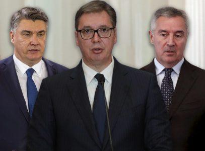 Predsednik Vučić ODGOVORIO Đukanoviću i Milanoviću: Mora da Srbija nešto dobro radi kad joj toliko zavide
