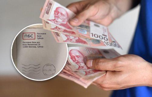 Srbijom HARA nova prevara: U sandučiće stiže sumnjiva koverta, traže da se uplati OVOLIKO novca (FOTO)