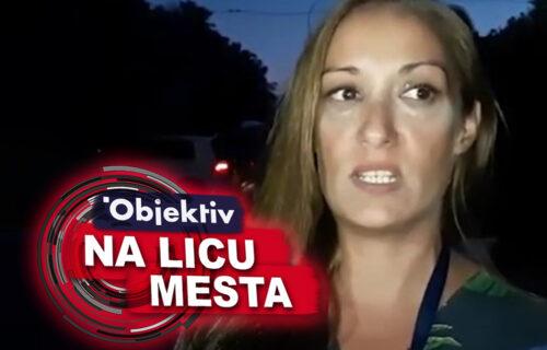 "Komite NAPALE ekipu Objektiva, nasrnuli na ženu: ""Vi Srbi SMRDITE i niste ljudi""! (FOTO+VIDEO)"