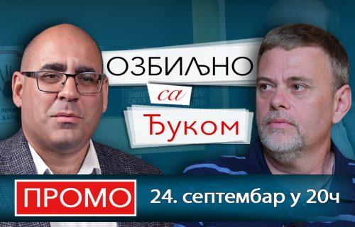 Dejan Đurđević o politici, izbornim uslovima i tome kako su tekli pregovori sa opozicijom (VIDEO)
