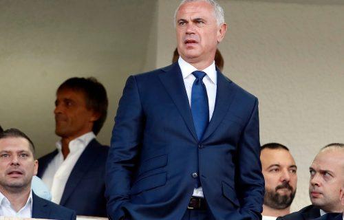Slika o kojoj će da se priča: Terzić stigao u Humsku, pa se susreo sa predsednikom Partizana (FOTO)