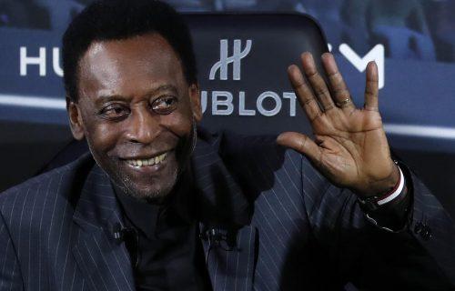 Ljudi, ovo je pravo čudo: Oglasio se Pele, dobro je i otkriva šta je po njemu najbolji lek! (FOTO)