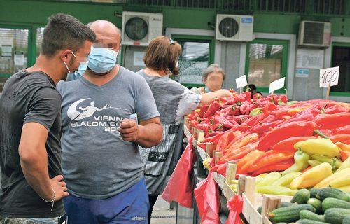 Srpske domaćice uveliko spremaju ZIMNICU: Evo koje su CENE paprika na beogradskim pijacama