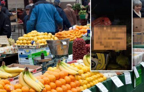 """""""Nije ovo švedski sto"""": HIT poruka osvanula u PILJARI - prodavcima pao mrak na oči, pa se oglasili (FOTO)"""
