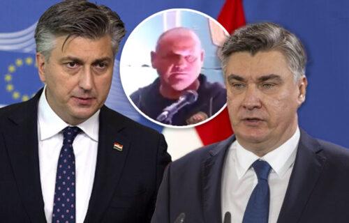 Plenković i Milanović promovišu RATNE ZLOČINCE: Jedan održao govor u blizini gde su ubijeni Srbi (FOTO)