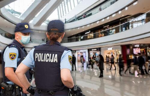 Pucnjava u tržnom centru u Ljubljani: Ljudi se razbežali unutar mola, ima RANJENIH osoba