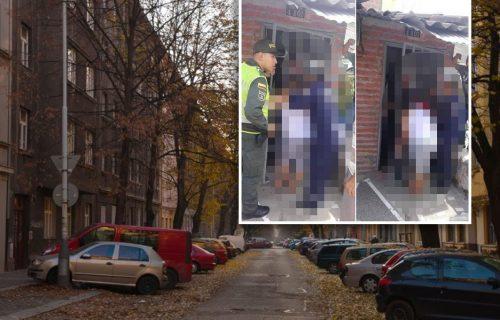 Špijunirala KOMŠIJE, pa umalo ostala bez glave: Muku mučila satima, vatrogasci ostali u šoku (FOTO)