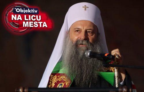 Patrijarh Porfirije postavio PITANJE narodu o ustoličenju Joanikija: Podgoricom se orio JASAN odgovor