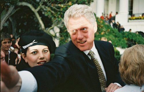 Zvali su je DEBELOM ljubavnicom i PRASICOM: Zavela Bila Klintona, a danas je ne biste prepoznali (FOTO)
