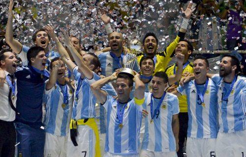 """Počinje futsal Mundijal: Argentina brani trofej, """"orlovi"""" u """"grupi smrti""""!"""