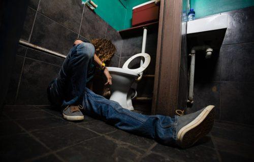 """David (69) četiri dana bio ZAKLJUČAN u WC-u: Čistačica se zaledila kada je čula glas - """"bio je SIV"""""""