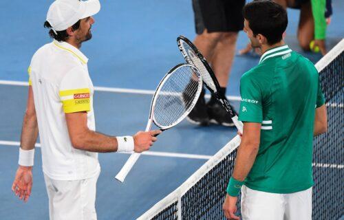 """Velika drama čoveka kome je Novak """"noćna mora"""": Ne može da igra tenis zbog teških zdravstvenih problema!"""