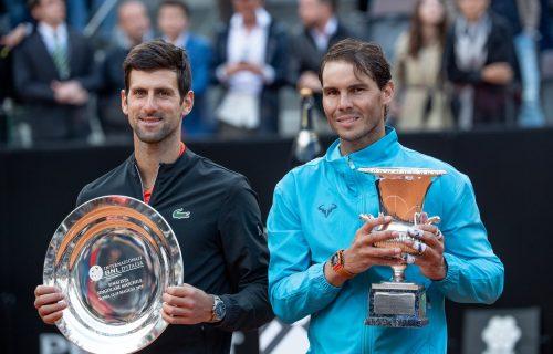 Slika koja pokazuje kakav odnos imaju Nadal i Federer: Rafa ovo nikada ne bi uradio zbog Novaka (FOTO)