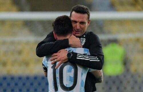 Selektor Argentine tužan nakon skandala: Niko nam nije rekao da oni ne mogu da igraju!