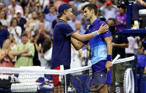 Danac želi da bude kao Đoković: Bila je bolesna atmosfera, a Novak mi ništa nije poklonio