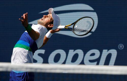 Novak na TRI KORAKA od najvećeg podviga u karijeri: Đoković od ponora do pobede za četvrtfinale US Opena