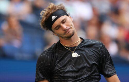 Zverev otkrio sa kim leže u krevet svako veče na US openu i nasmejao celu tenisku javnost