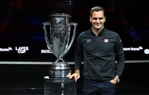 Federer podigao tenisku javnost na noge: Ova slika je u sekundi obišla svet (FOTO)